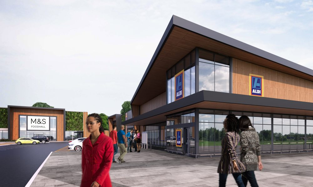 £35m Sheffield Retail Park set for approval