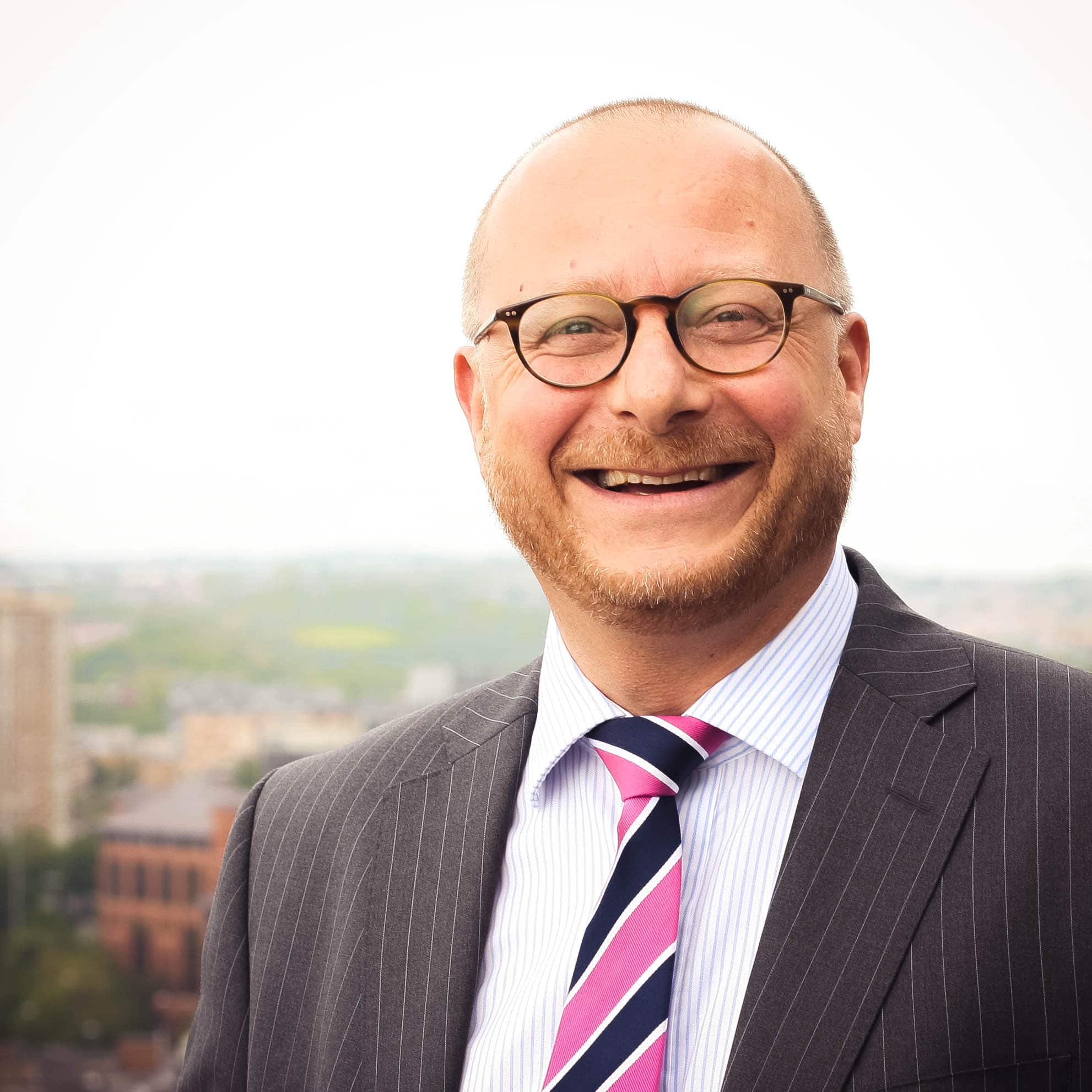 Business Live Feature: Paul Morris, Development Director, St James Securities Ltd