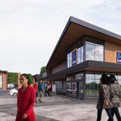 St James Retail Park, Sheffield