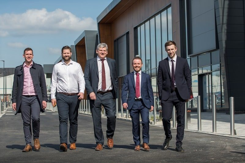 Work completes on £35m retail park