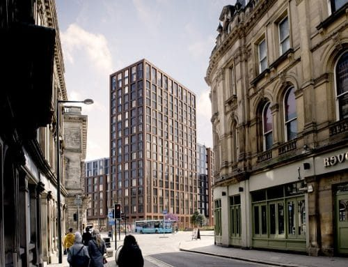 Planning application submitted for £200m mixed-use scheme